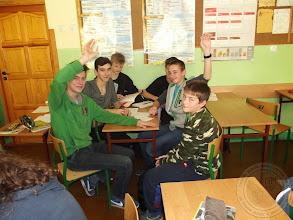 Photo: Wizyta młodzieży z Stowarzyszenia Wspólnota Polska z Grodna