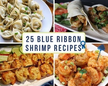 25 Blue Ribbon Shrimp Recipes