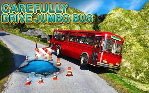 Bus Driver 3D: Hill Station 1.7 screenshots 9