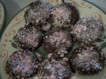 Delicate Thin Mint Cookies Recipe