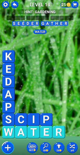 Word Stacks - Search & Connect Block Puzzle Games screenshots 5