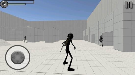 Stickman 3D Archery Ninja - náhled