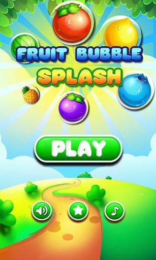 Fruit Bubble Splash