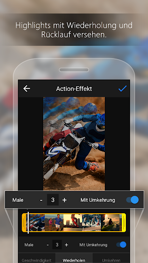ActionDirector Video Editor screenshot 4