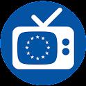 Euro TV ( Europe TV ) icon
