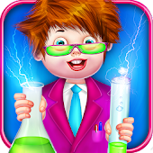 Science Lab Games for Girls