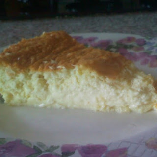 Coconut Pie - Low Carb