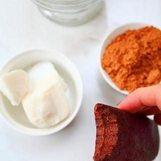 Single Serve Whey Cacao Protein Bar Recipe