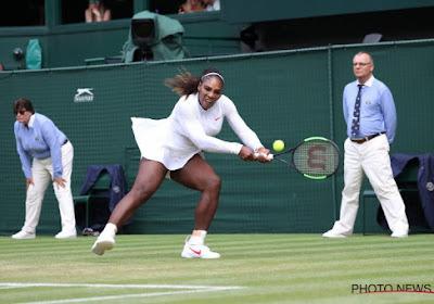 10 maanden na zwangerschap bombardeert Serena Williams zich tot topfavoriete voor Wimbledon, ook andere halvefinalisten bekend