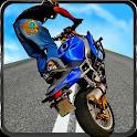Moto Madness Stunt Race - real bike trials stunts icon