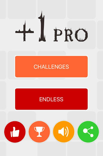 Plus One Pro