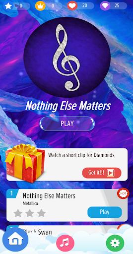 Piano Magic Tiles 5 Offline - Free Piano Game 2020 apktram screenshots 1