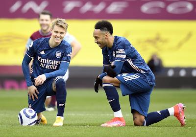Deux joueurs majeurs d'Arsenal incertains en Europa League