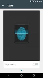 Schützen (AppLock) Screenshot