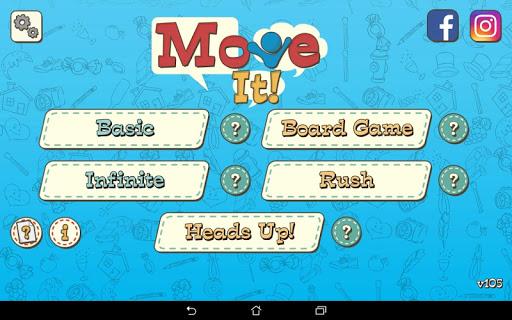 Move-it! Charades (Mexa-se!) 2.3.9 screenshots 8