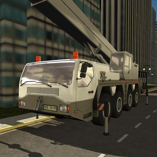 City Construction Crew Sim 3D