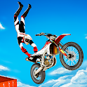 Motorcycle Stunt : Extreme Bike Race 3d icon