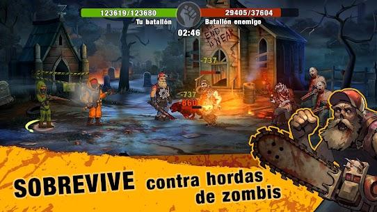 Zero City: ¡Salva tu vida y mata zombies! 2