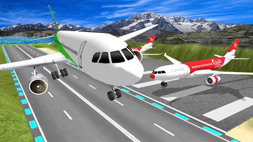 Airplane Flight Adventure: Games for Landing 1.0 screenshots 3