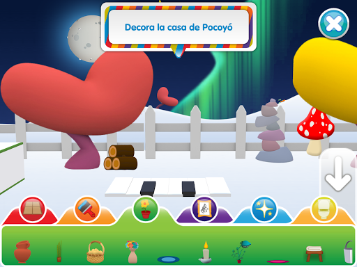Talking Pocoyo 2 | Kids entertainment game!  screenshots 10