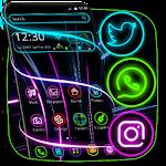 Colorful Neon Light Theme 1.1.2
