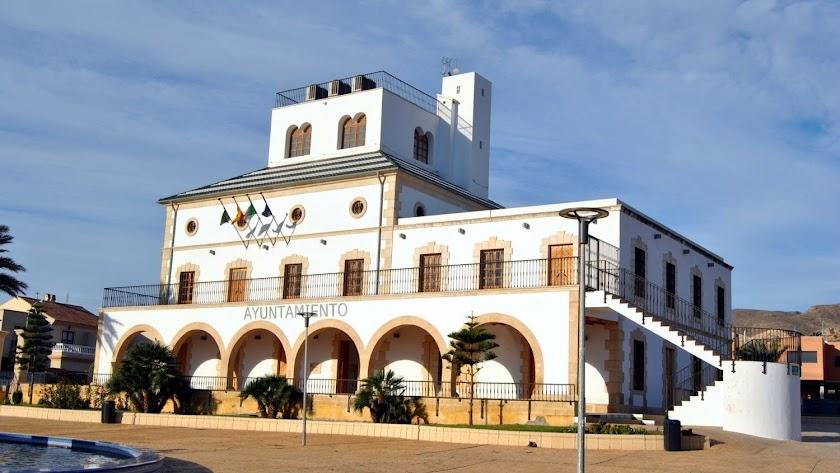 Actual Ayuntamiento de Huércal de Almería.