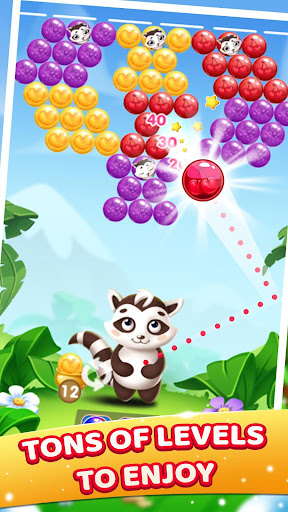 Raccoon Bubbles apkpoly screenshots 2