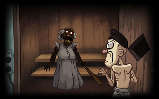 Troll Face Quest: Horror 3 apkmr screenshots 13