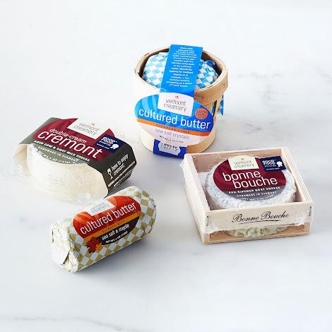 Best of Vermont Creamery Set