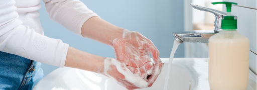 COVID-19: lavar as mãos