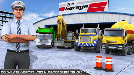 Cargo Truck Simulator - new truck games 2019 screenshots 11
