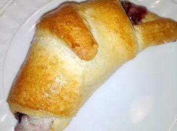 Jam And Cream Cheese Crescent Rolls Recipe