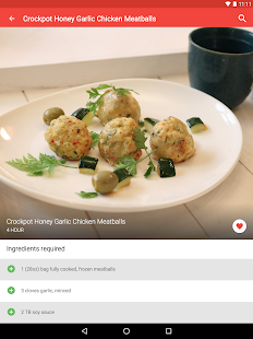 Crockpot Slow Cooker Recipes- screenshot thumbnail