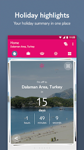 MyFirstChoice –The holiday app screenshot 0