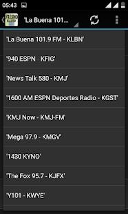 Fresno Radio - náhled