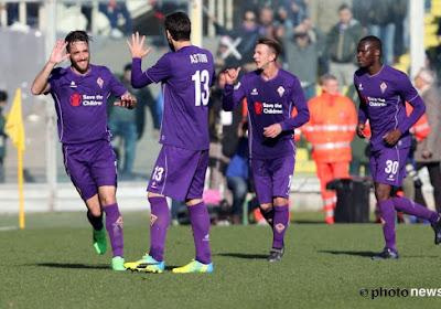 Fiorentina won met 5-4 van Inter