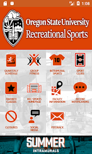 OSURecSports- screenshot thumbnail