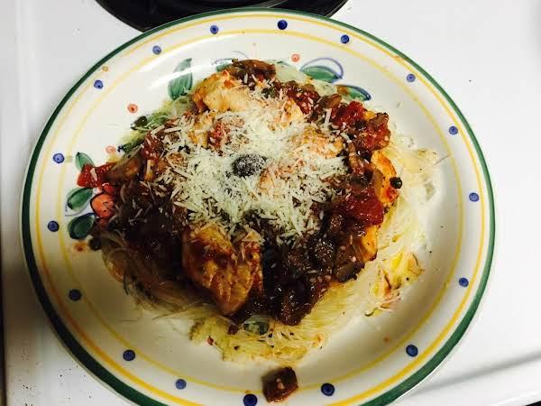 Diana's Chicken Noodle Spaghetti Recipe