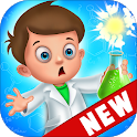 Science Experiments in School Lab - Learn with Fun icon