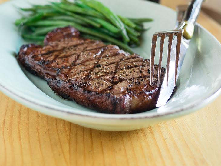 Reverse Sear Steaks Recipe