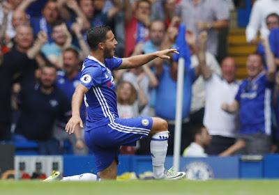 Finalement, ce n'est pas Eden Hazard le joueur du mois en Premier League !