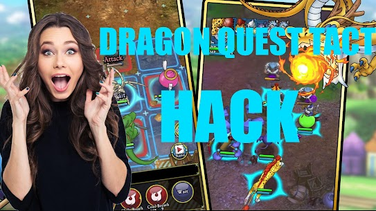 Dragon Quest Tact Hack Gems Cheat Android IOS Apk Mod 1