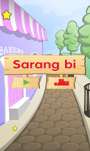 Sarangbi - Cake catcher