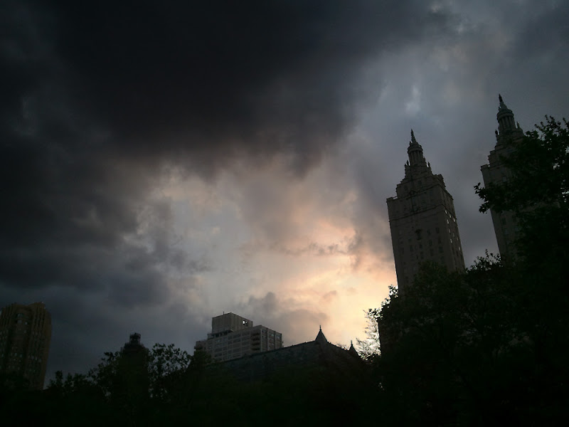 Photo: Angry Skies over New York
