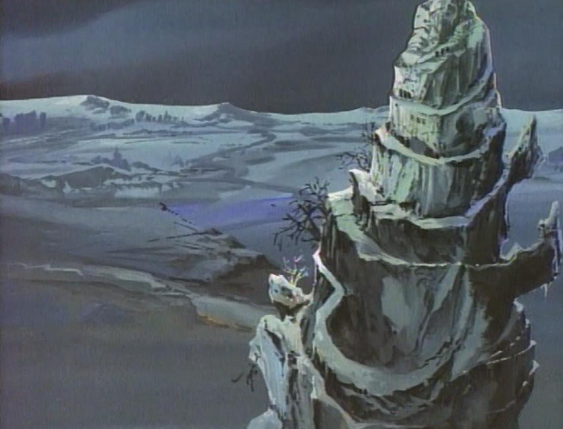 Venger's castle