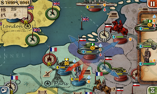 European War 3 Screenshot