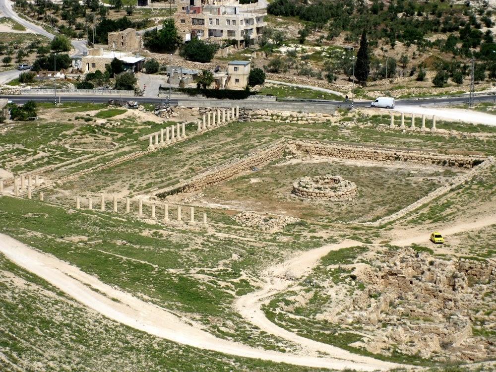 Heródio, a fortaleza do rei Herodes