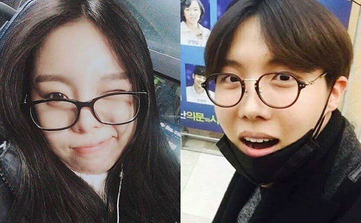 J-Hope and His Sister Are So Close They Even Share Clothes - Koreaboo