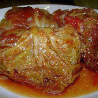 SLOW COOKER CABBAGE ROLLS — I love cabbage rolls!!!!.