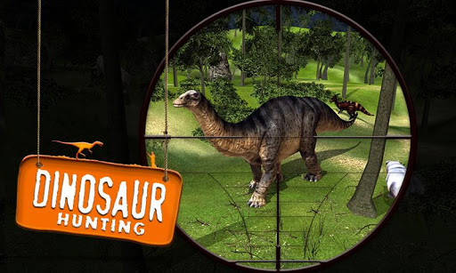 Dino hunter 3D Jurassic Forest